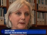 Locked up and locked out: UK inmates call for votes