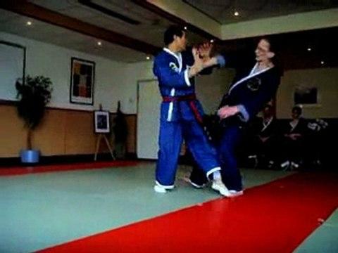 Séminaire Jungki Kwan Hapkido 20-25 mars 2010 - CHOI Yong-Sul orthodox HAPKIDO