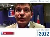 Jeunes actifs : lancement des ateliers du projet 2012 !
