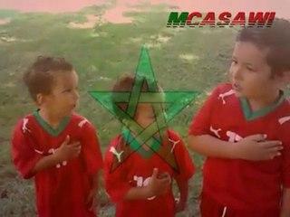Equipe Nationale de Football Maroc 2010 Morocco