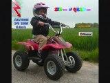 Kid 'zzz N' Quad 'zzz : Quad électrique enfant 350W RAZOR