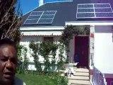 panneaux solaires sur Blois