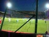 Auxerre-Marseille 30/04/10 anti-marseillais
