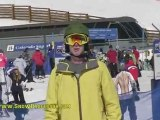 Snow - How to boardslide a funbox -- SnowProfessor.com