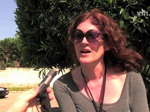 Vih.org : Viviane Namaste à Casablanca 2010