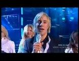Eurovision Preselection (LOVE IN STEREO) Ola Svensson