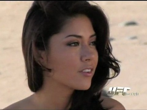 Get in Bed and Behind the Scenes with Arianny Celeste