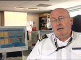 Sea Cadet dies after falling overboard