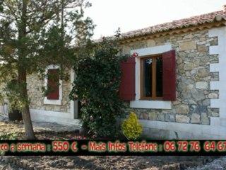 Location de maison de vacances au Portugal