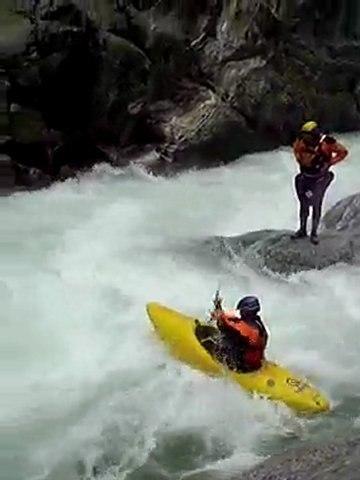 Sesia soglia a Piode - - Kayak