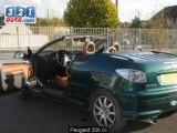 Occasion Peugeot 206 cc le chatelet en brie