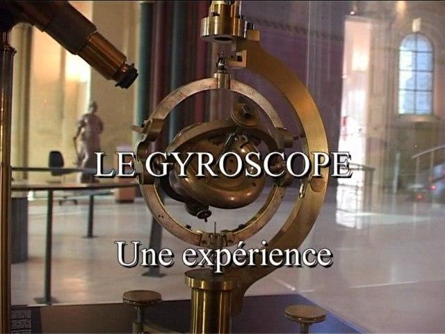 Le gyroscope