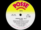 80s funky music - Ritz - Workin Out 1981