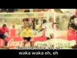Le clip de Shakira pour la Coupe du monde