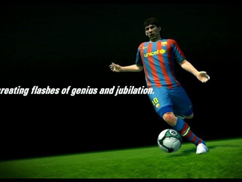 Pro Evolution Soccer 2011 Fragmanı (PES 2011)