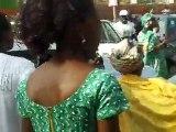 Arrivée de Lansana kouyaté à conakry le 10 Avril 2010