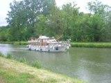Ecluse canal latéral de la Garonne