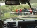 Rallye Dijon 2010 aldine et mélanie spéciale thorey