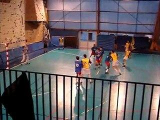 Senior 1 VS Chaville match retour