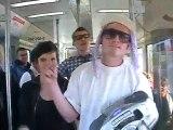 Heiss & Eis Bahntour 2010 Teil 6