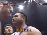 bisou de boxeur