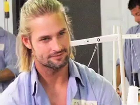 TV Guide the Cast before LOST sneak peek with Josh Holloway
