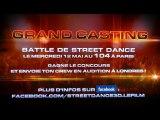 Street Dance 3D - Grand Casting - Battle de street dance
