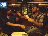Ayesha Takia and Farhan Azmi test their compatibility in a r