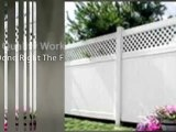 A New Jersey Fence contractor installing fences in middlese