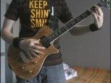 cover guitar smells like teen spirit - Nirvana