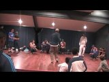 battle breack-dance & juste debout  partie1