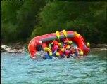 """rafting sur le Verdon """"Parcours découverte"""" d'ABOARD Rafting"""