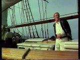 L'île au trésor 8/8 (Charlton Heston & Christian Bale)