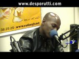 DESPO RUTTI SUR HOT95.FR