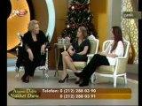 Arzu Gunes (TV 8) 03 Nükhet Duru İle Akşama Doğru-24.12.2009