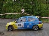 Rallye du beaufortain 2010 MV Rallye team