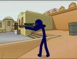 Counter Strike De_Dust2 Animasyon
