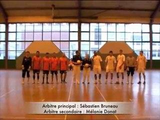 [Futsal] Challenge Rhône-Alpes 2010 : Scionzier-ELF part1/4