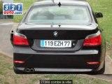 Occasion BMW 525 combs la ville