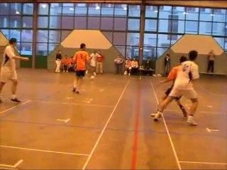 [Futsal] Challenge Rhône-Alpes 2010 : Scionzier-ELF part4/4