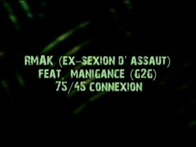 Rmak (ex-sexion d'assaut) feat. Manigance (G2G)