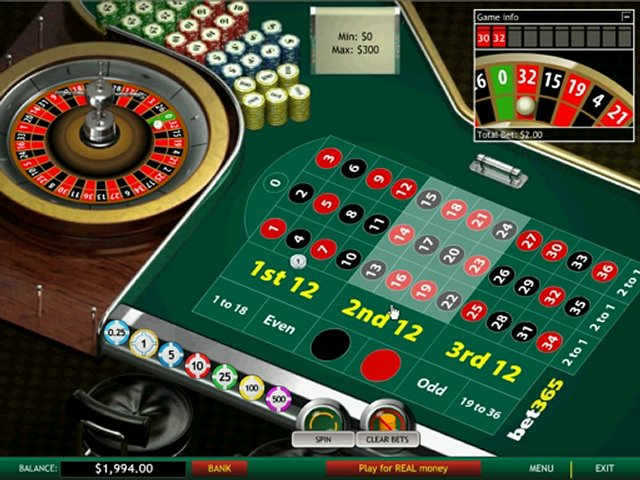 Win £££ using this roulette system with online casinos.