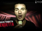 David Vendetta en mix live sur AlloMusic (Teaser)
