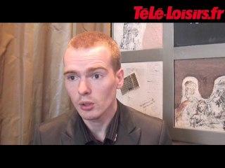 Julien (L'Amour est aveugle) : Interview