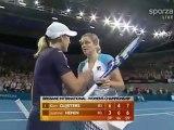 Kim Clijsters vs.Justine Henin - Brisbane 2010