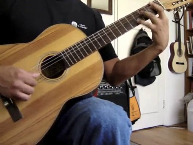Donkey Kong Theme – Classical Guitar Tabs