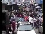 voleurs vs foule