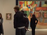 France's Pompidou Centre opens regional art hub