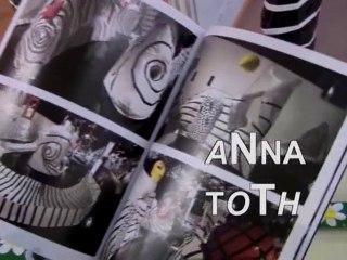 Anna Toth création robe Bayonne 2009