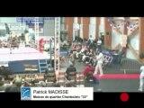 Championnat de Savate Boxe Francaise Juniors Partie1